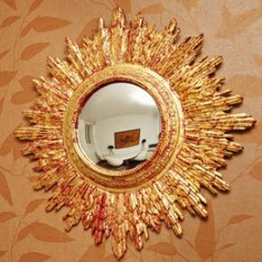 A sun mirror